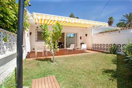 Vakantiehuis Spanje, Costa del Sol, Marbella geschakelde woning Strandhuisje in Costabella