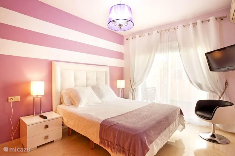 Vakantiehuis Spanje, Costa del Sol, Marbella Appartement Schitterend appartement in Aloha