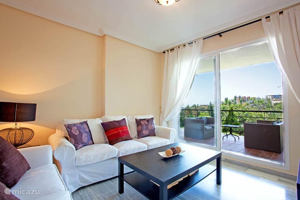 Vakantiehuis Spanje, Costa del Sol, Marbella Appartement Ruim twee slaapkamer appartement