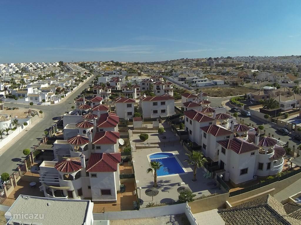 Vakantiehuis Spanje, Costa Blanca, San Fulgencio La Marina Villa De Zwaluwen/Las Grolondrinas