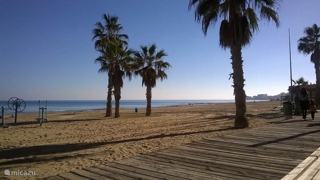 Een stapje buiten de deur? La Mata: een van de 10 mooiste stranden. Maar ... er zijn meer fijne en boeiende stadjes aan zee. Ga zeker naar Santa Pola. 13km kust wacht op een wandeling of een fietstocht. Guardamar de Segura ook al een authentieke Spaanse stad. En de beschermde duinen natuurlijk .....