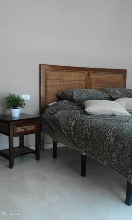 2e ruime 2 persoons slaapkamer