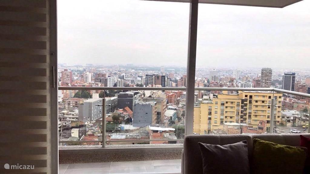 Vacation rental Colombia, Cundinamarca, Bogotá Apartment La Felicidad Bogota