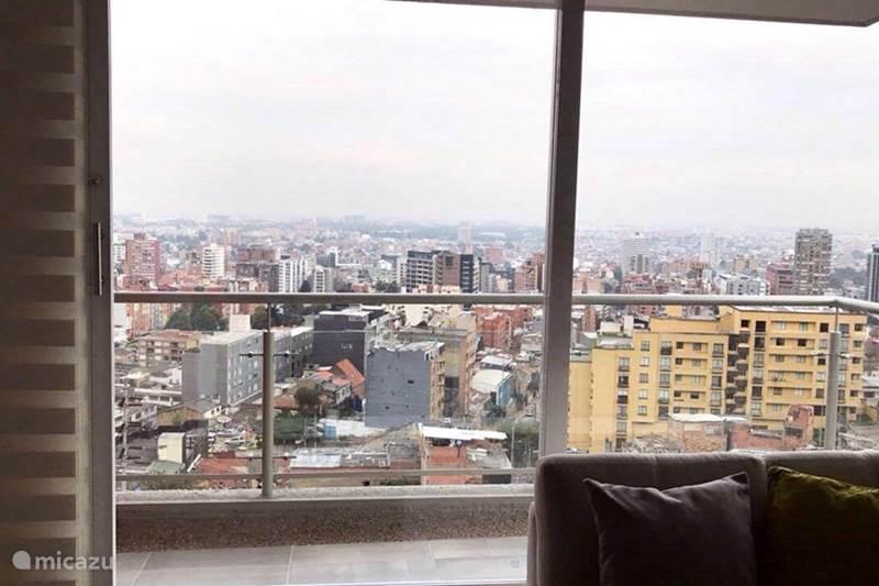 Vakantiehuis Colombia, Cundinamarca, Bogota Appartement La Felicidad Bogota