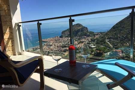 Vakantiehuis Italië, Sicilië, Cefalù appartement L'Alba