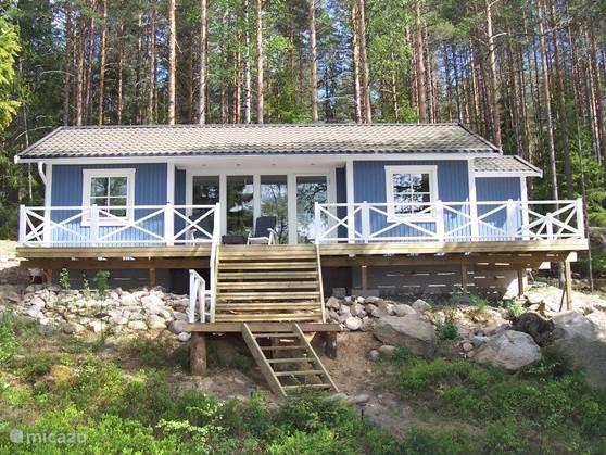 Vakantiehuis Zweden, Värmland, Filipstad vakantiehuis Finnshyttan