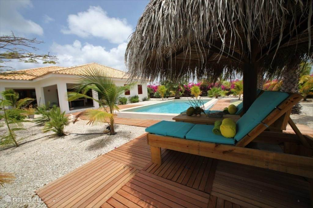 Vakantiehuis Bonaire – villa Kas Beyesa