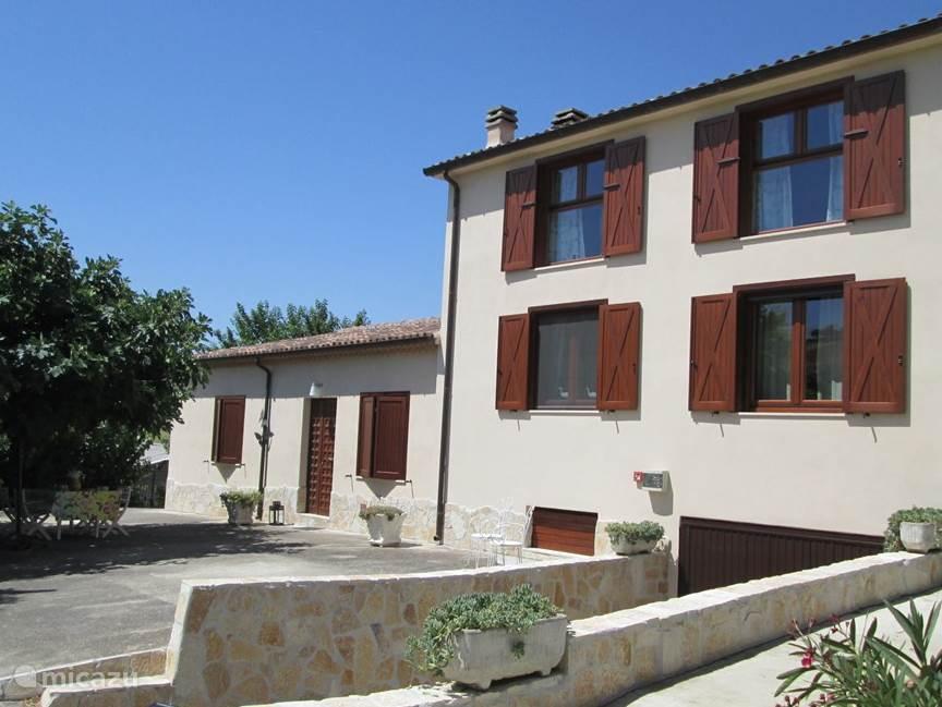 Vakantiehuis Italië, Molise, Montenero di Bisaccia - appartement La Farfalla di Molise Abruzzen