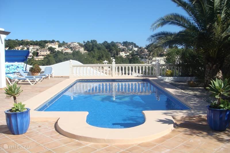 Vakantiehuis Spanje, Costa Blanca, Benissa Villa Villa Colina