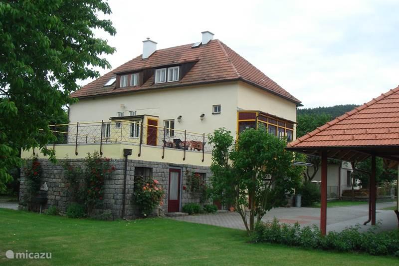 Vakantiehuis Tsjechië, Zuid-Bohemen, Malenice Vakantiehuis De Smidse