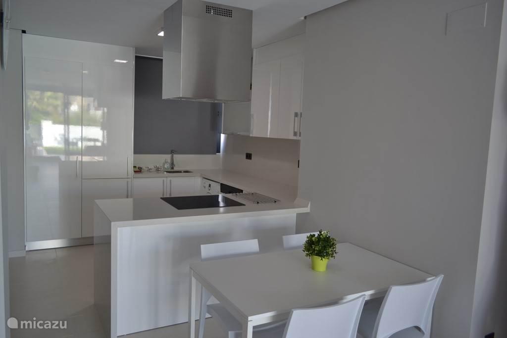 Vakantiehuis Spanje, Costa Blanca, Orihuela Costa Appartement Gelijkvloers appartement met tuin