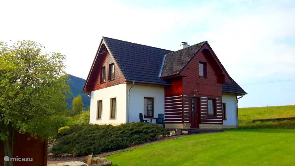 Vacation rental Czech Republic, Giant Mountains, Bozanov holiday house House Wateler