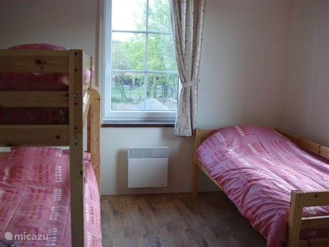 Slaapkamer onder
