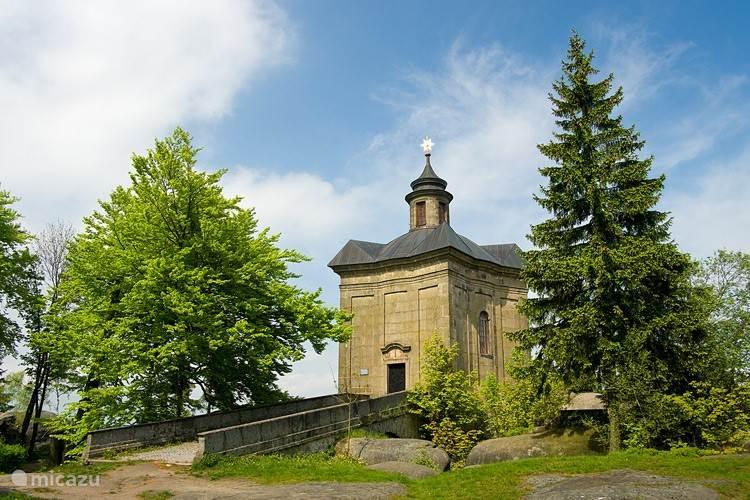 Hvezda (Ster van de kapel)