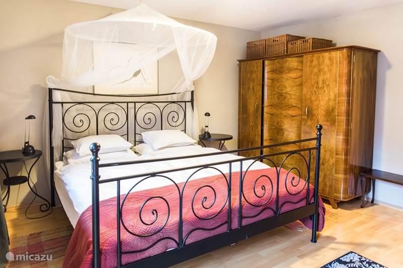 Vakantiehuis Slovenië, Julische Alpen, Kobarid Appartement Vakantiehuis Maharac, app. Matajur