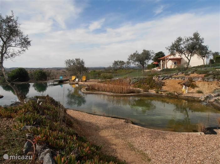 Vakantiehuis Portugal, Alentejo – bungalow Monte Flora