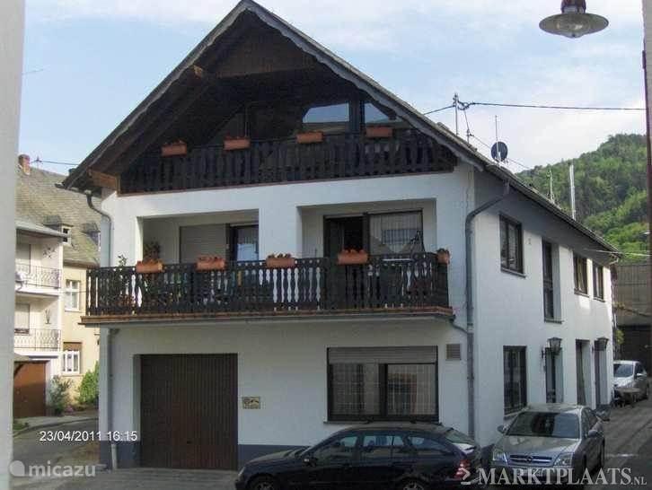 Vacation rental Germany, Moselle, Veldenz holiday house Zum Hollander