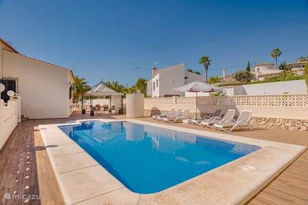 Vacation rental Spain, Costa Blanca, Calpe villa Casa Kollies