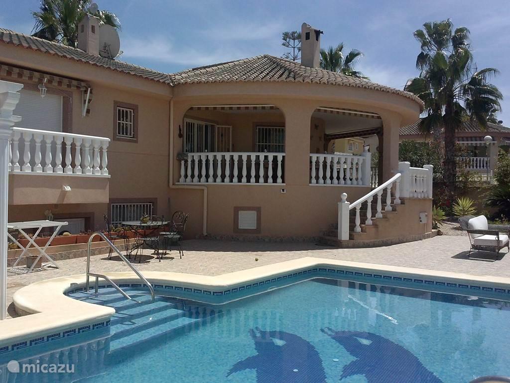 Vakantiehuis Spanje – villa Casa Bonita