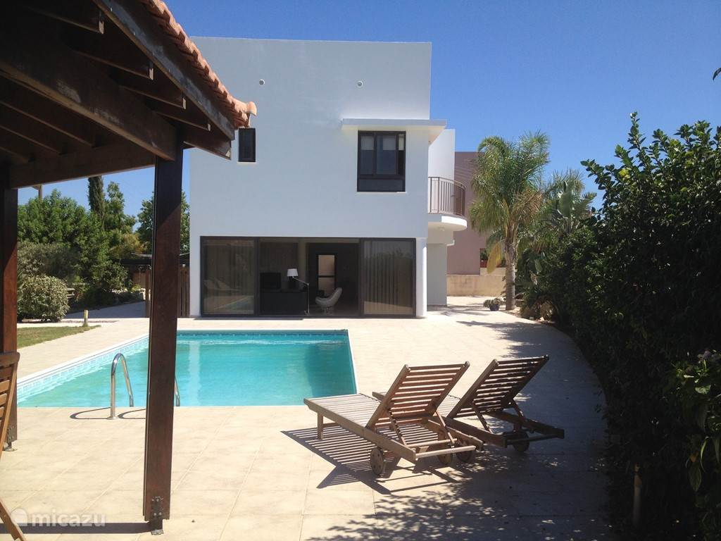 Vacation rental Cyprus, Larnaca, Mazotos Villa Holiday house Mazotos Hills 1