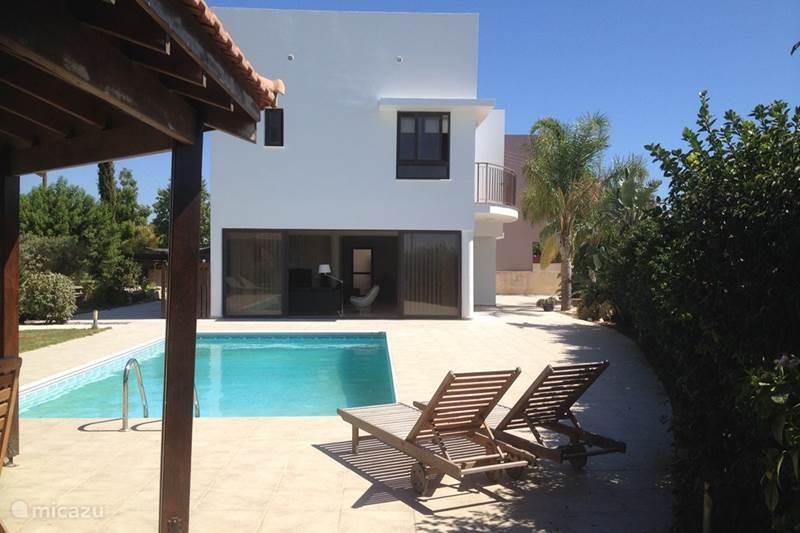 Vakantiehuis Cyprus, Larnaca district, Mazotos Villa Vakantiehuis Mazotos Hills 1