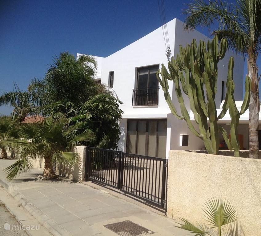 Villa Mazotos Hills 1 front view
