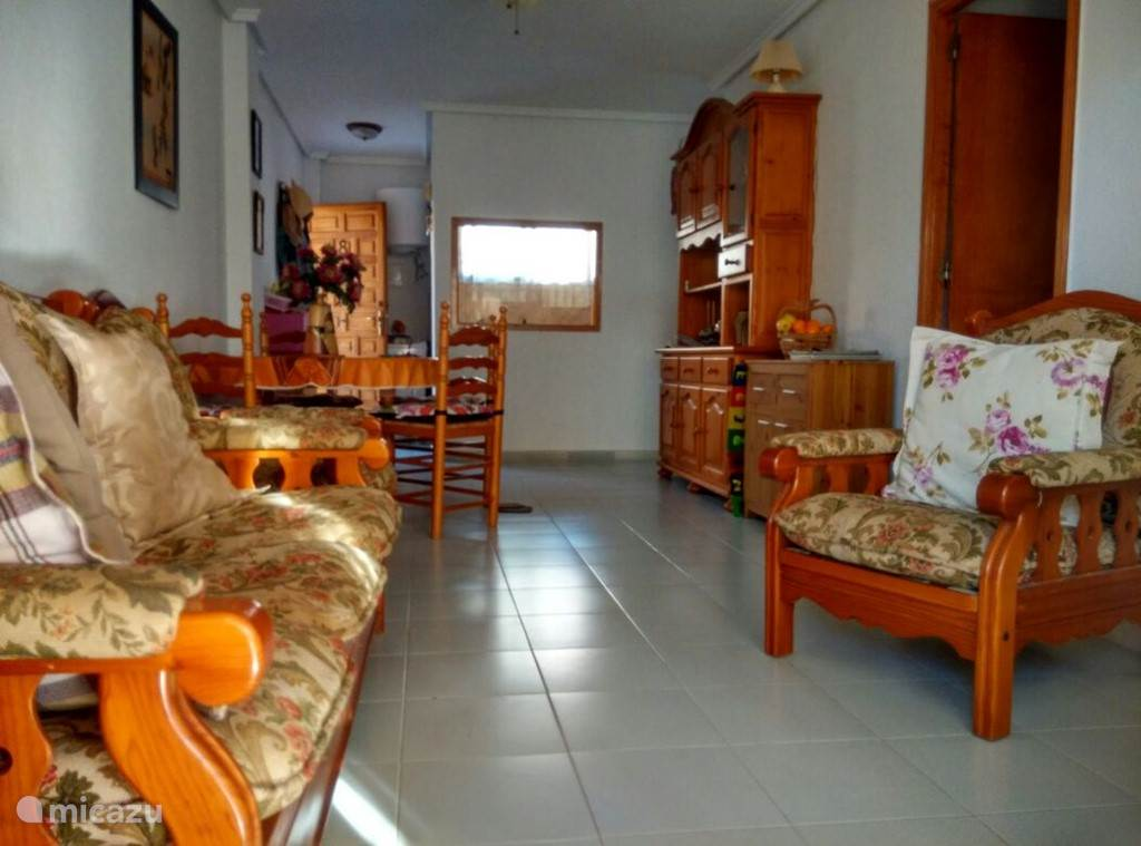 Vakantiehuis Spanje, Costa Blanca, Torrevieja appartement Casa Natascha