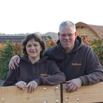 Gerry en Gerjo Leijten