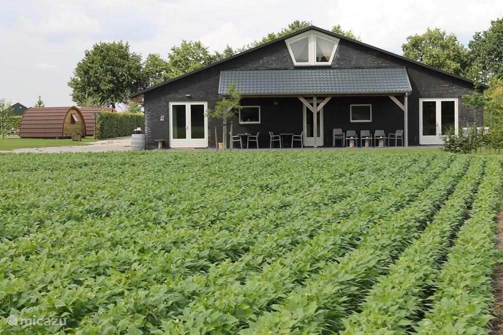 Vakantiehuis Nederland, Noord-Brabant, Terheijden boerderij Gastenverblijf Munnickenheide