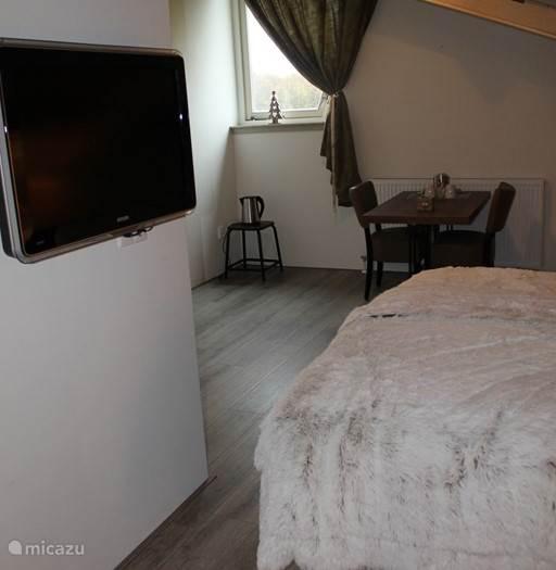 Comfort kamer boven verdieping