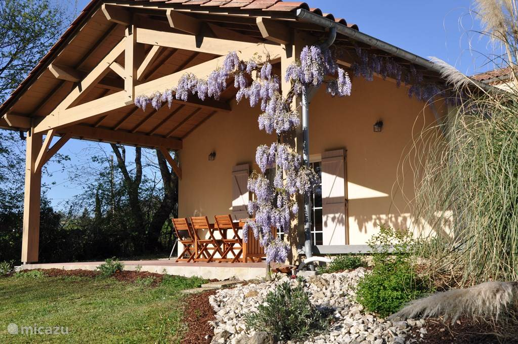 Vacation rental France, Lot-et-Garonne, Feugarolles Holiday house Le Galeau