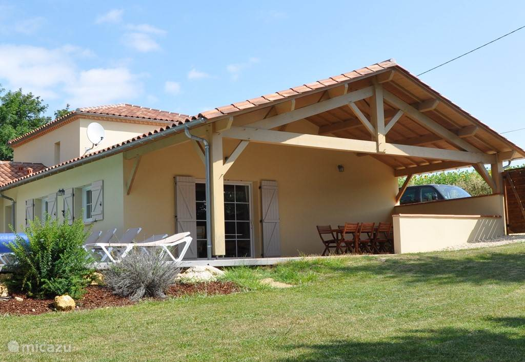 Vacation rental France, Lot-et-Garonne, Feugarolles holiday house Les Sapins