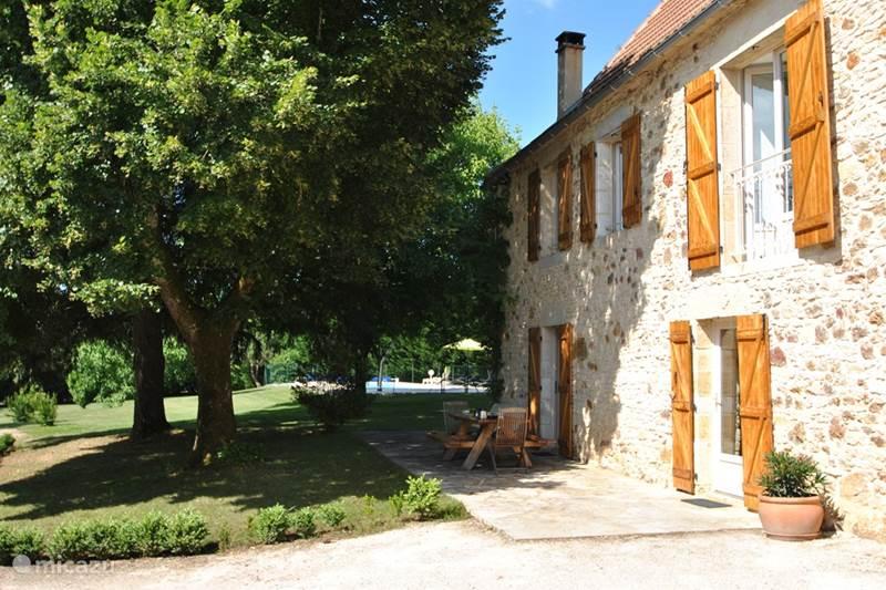 Vakantiehuis Frankrijk, Lot, Montcléra Vakantiehuis Casalle