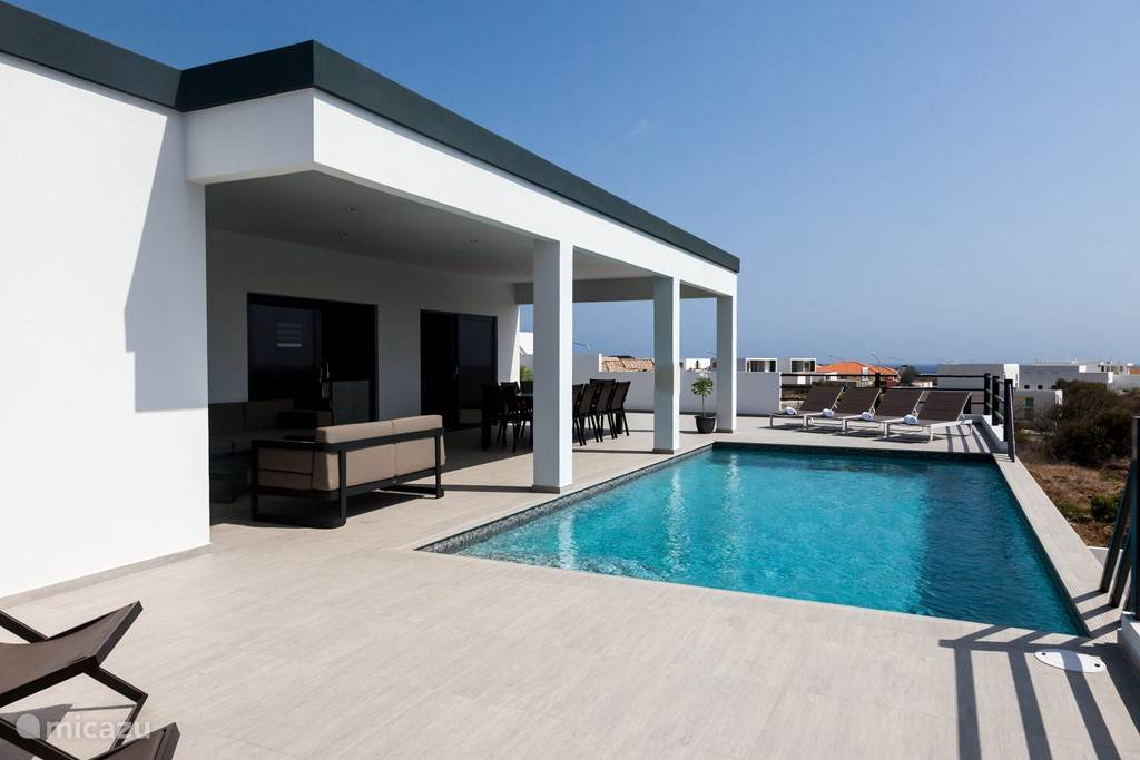 Royale porch van 40m2 en meer dan 70m2 zonneterras