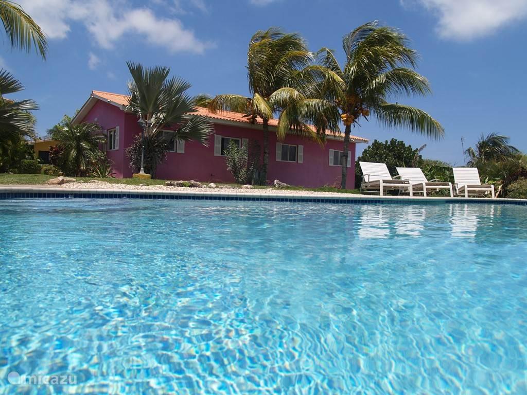 Vakantiehuis Curacao, Banda Ariba (oost), Jan Thiel appartement De Plantage Curacao- Mango