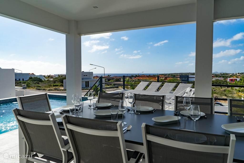 Vakantiehuis Curaçao, Banda Ariba (oost), Jan Thiel Villa Luxe Villa 55 Vista Royal