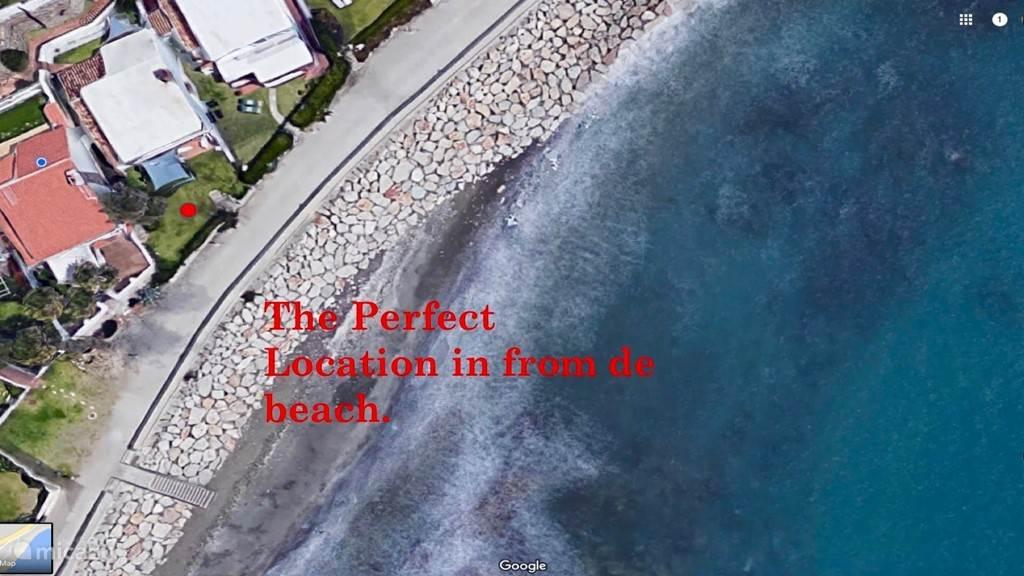 Vakantiehuis Spanje, Costa del Sol, Estepona villa Sea front, first line beach Villa