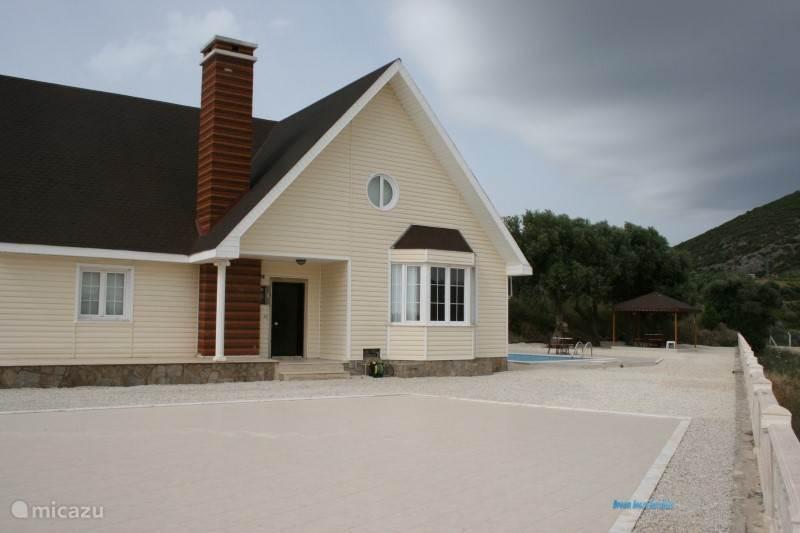 Vakantiehuis Turkije, Egeïsche Zee, Kusadasi villa 7 Slaapkamer bungalow met prive zwem