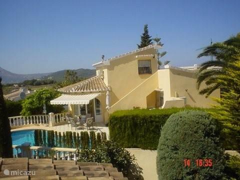 Vakantiehuis Spanje, Costa Blanca, Benitachell - vakantiehuis Casa Verdunia