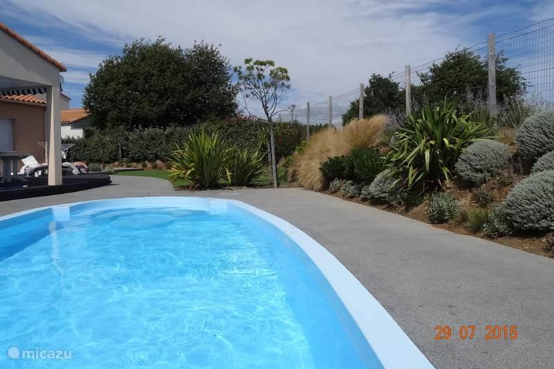 Vakantiehuis Frankrijk, Vendée, Château-d'Olonne Villa 8 p vrijstaande villa zwembad