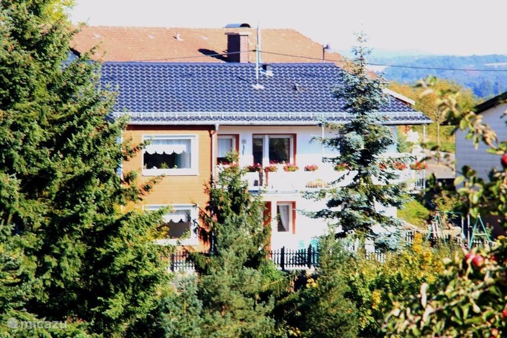 Vakantiehuis Duitsland, Eifel, Strotzbüsch Appartement Ferienwohnung Schöne Aussicht