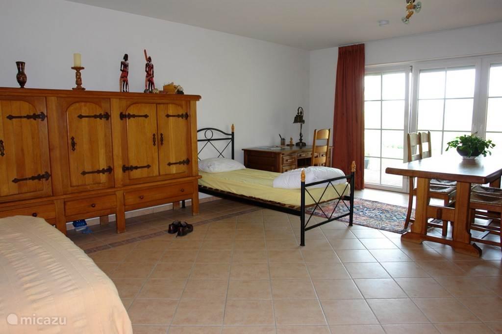 Slaapkamer 3 personen