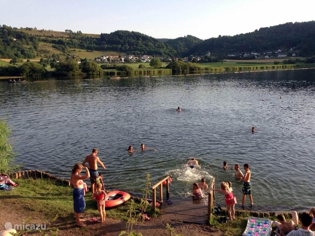Meerfelder Lake