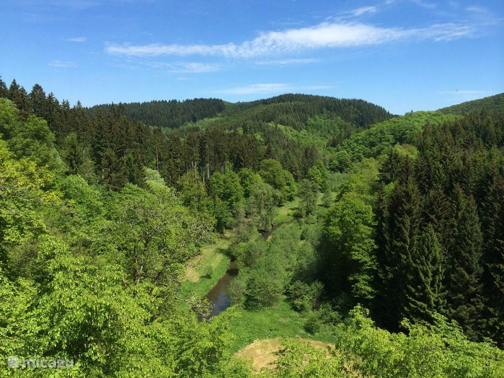 Eifel nature and clean air