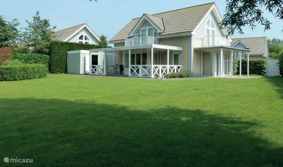 Vacation rental Netherlands, Zeeland, Kamperland villa Holiday Villa Wijffels