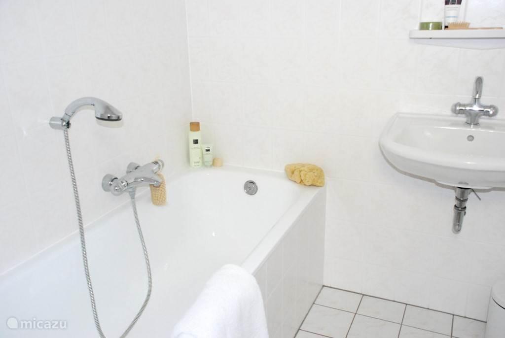 Badkamer (begane grond)