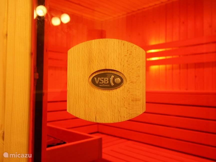 Top kwaliteit VSB Finse sauna