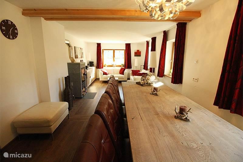 Vacation rental Austria, Salzburgerland, Bramberg Am Wildkogel Holiday house Wellness Haus Kitzbühel Alps ***