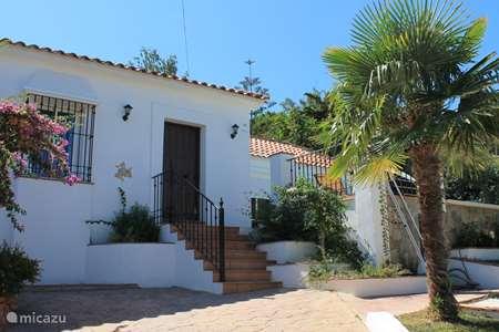 Vakantiehuis Spanje, Andalusië, Alhaurín el Grande - villa Finca Gorrion