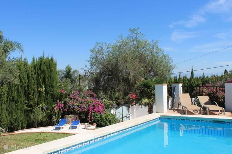 Vakantiehuis Spanje, Andalusië, Alhaurín el Grande Villa Finca Gorrion